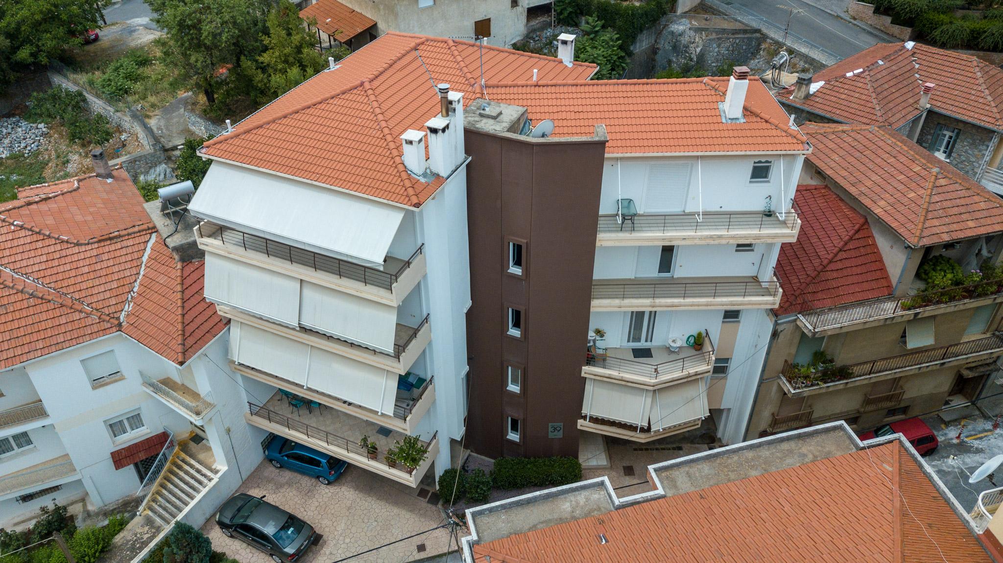 Multistorey Apartment Building