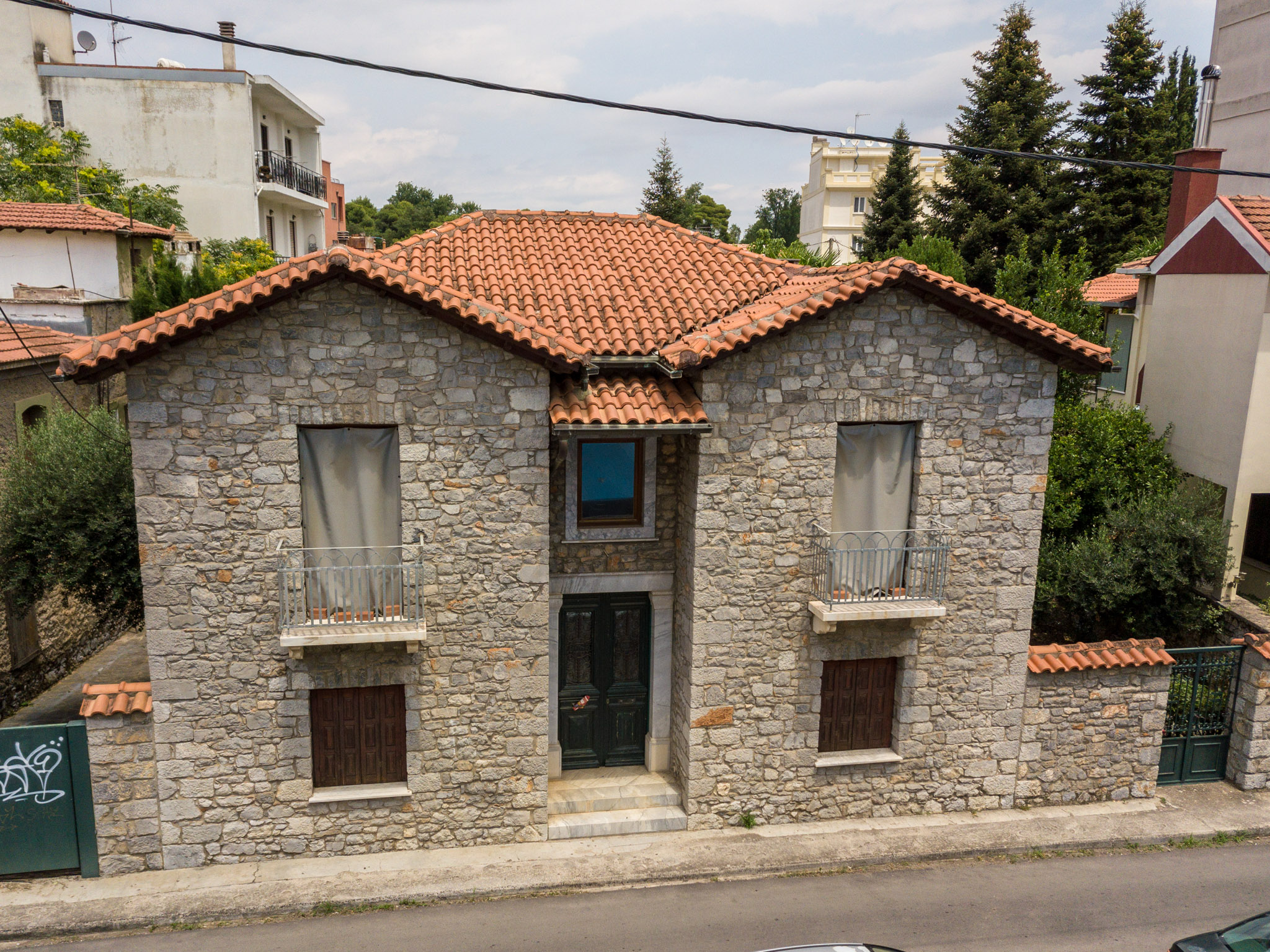 Renovation of old residence